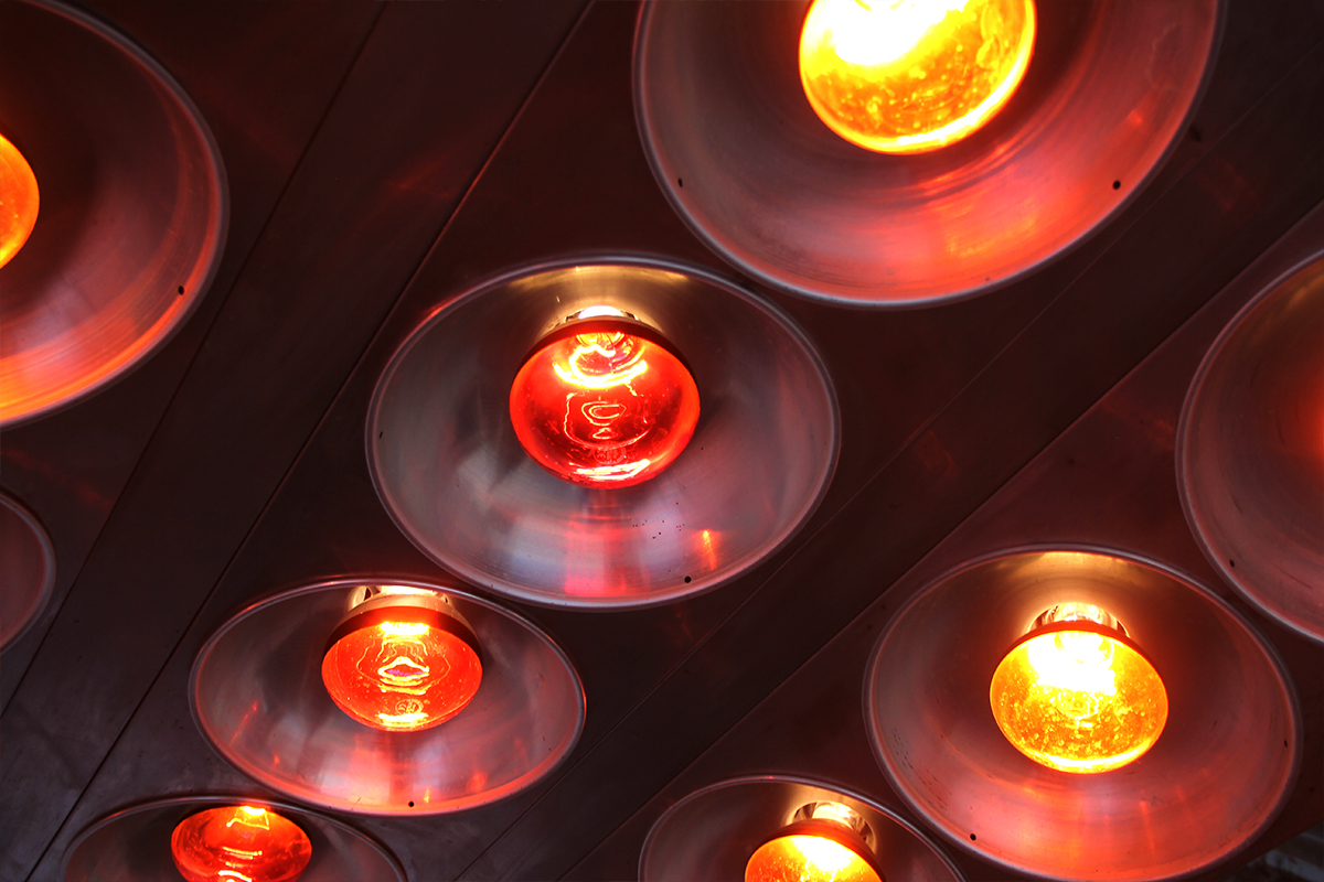Infrared Bulbs